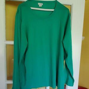 Jcrew cotton sweater
